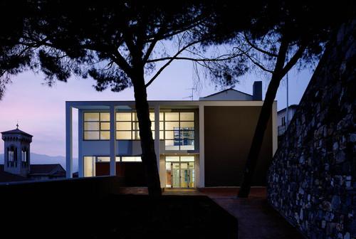 STUDIOROSSI + Secco — Casa della carità