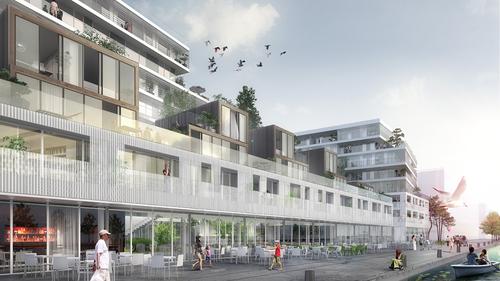 Atelier Zündel Cristea , Cantin&Planchez architectes — ZCP4
