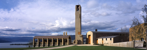 Olson Kundig Architects — Mission Hill Winery