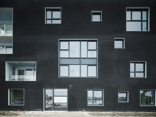Casanova+hernandez Architects — Black&White Twins