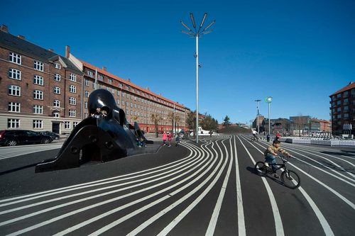 TOPOTEK 1, BIG - Bjarke Ingels Group, Superflex — Urban Revitalization Superkilen