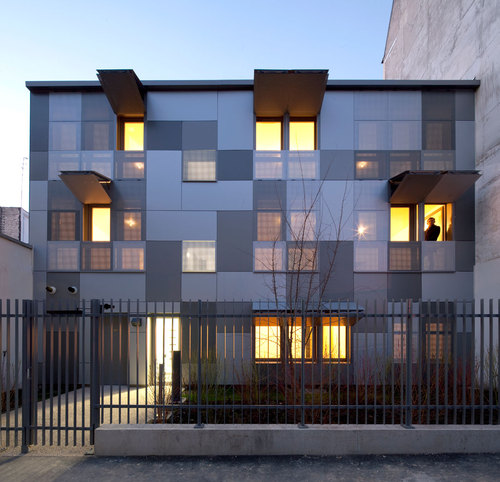 RMDM Architectes — Social Housing