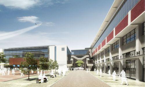 Gmp Architekten - Von Gerkan, Marg und Partner, Volkwin Marg, Robert Friedrichs — Centro Tecnologico a Bologna
