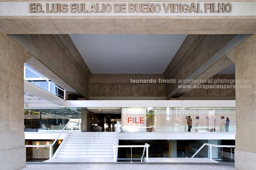 Paulo Mendes da Rocha, Mmbb Arquitetos — Fiesp cultural center