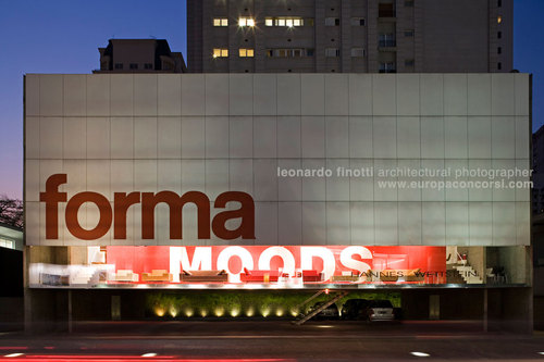 Paulo Mendes da Rocha — Forma store