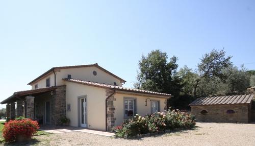 Nicola Meacci — Realizzazione casa azienda agricola Violi