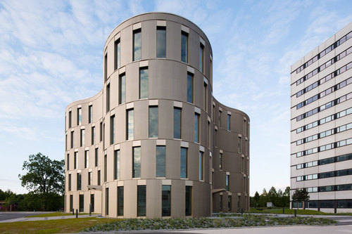 Henn Architekten — Center for Molecular Biosciences (ZMB)