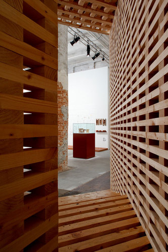 O'Donnell + Tuomey Architects — Vessel