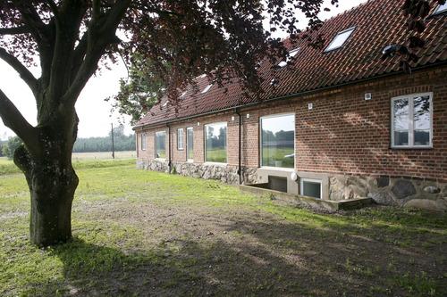 Marco Pusterla, FOJAB arkitekter — Skogängs gård