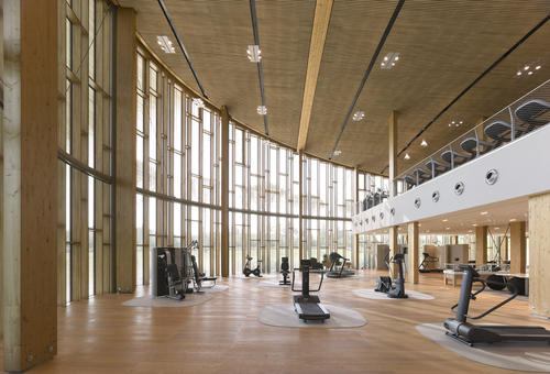 Antonio Citterio Patricia Viel and Partners — Technogym Village