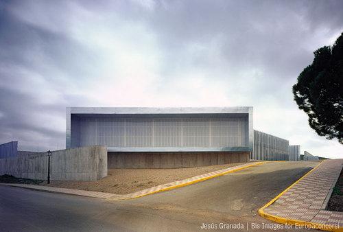 MGM arquitectos — Instituto de Enseñanza Secundaria