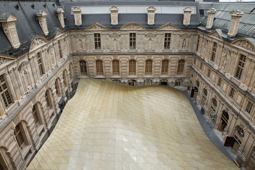 Mario Bellini Architects, Rudy Ricciotti — Department of Islamic Arts. Louvre Museum