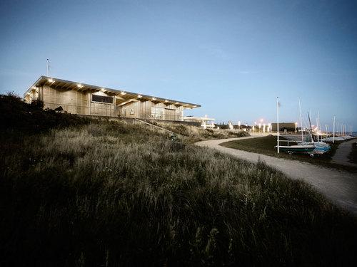 Nathan Romero Arkitekter, Spektrum Arkitekter — Esbjerg Beach Promenade & Sailing Club