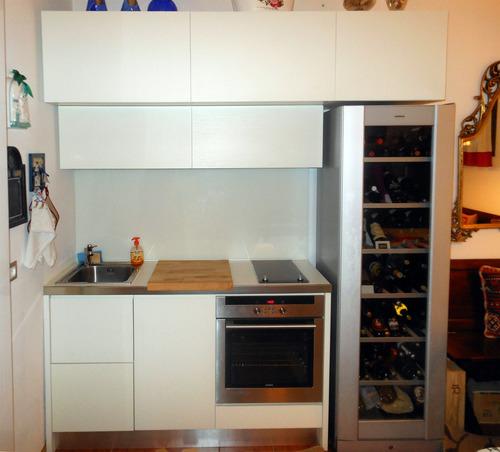 Mauro battistella cucina per una taverna divisare by - Cucina per taverna ...
