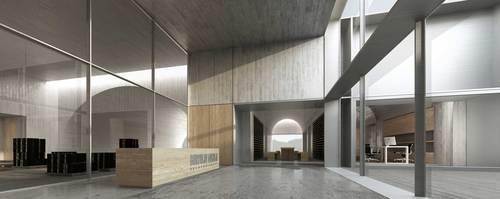 GSMM architetti, Monica Margarido — Ampliamento Cantina Vinicola