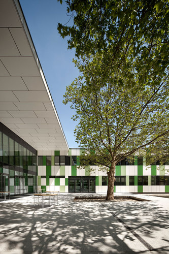 SOLID architecture, K2architektur.at — BRG Neusiedl am See