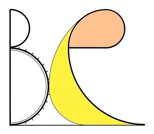 "Ermes Brunelli — Logo impresa ""Movimento terra"" - Cesena (FC)"