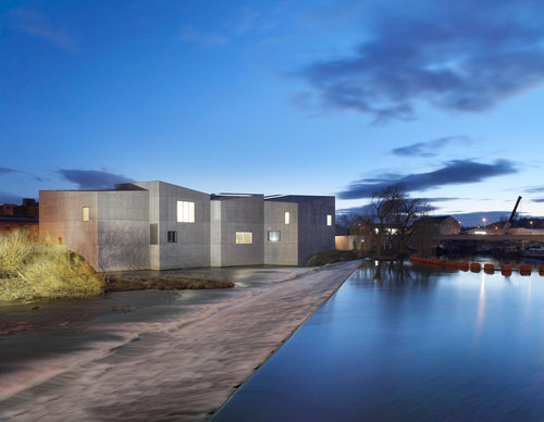 David Chipperfield Architects — Hepworth Wakefield Gallery