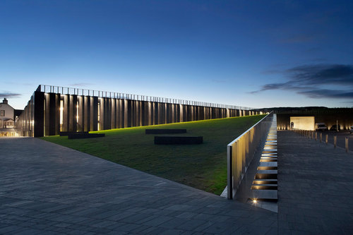 Heneghan Peng Architects — Giants Causeway Visitor Centre