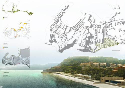 Moduloquattro Architetti, Simona Corradini — Riqualificazione della Spiaggia delle Ghiaie
