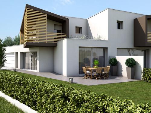 casa immobiliare accessori progetti di case a schiera