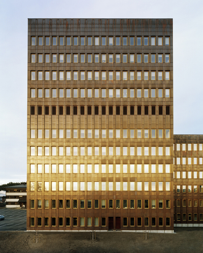 General Architecture — Headquarters for Skekraft