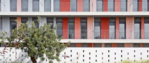 vora arquitectura — Social Housing