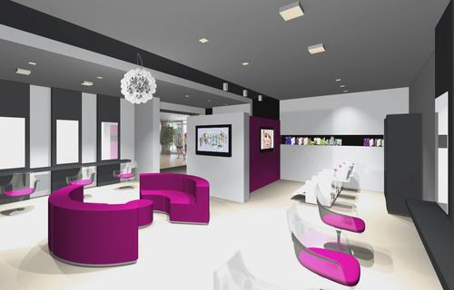 Aut progettazione d 39 interni per un negozio di for Negozio di arredamento d interni