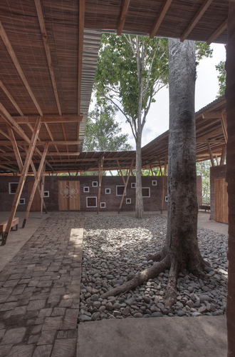 TYIN tegnestue Architects — Cassia Coop Training Centre