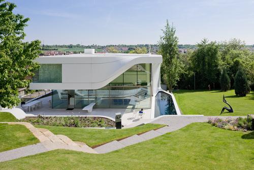 UNStudio — Haus am Weinberg