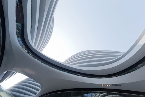 Zaha Hadid Architects — Galaxy Soho