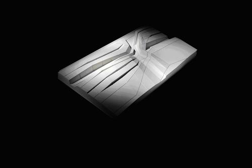 Lorenzo Marasso, Peter Eisenman, Giuseppe Biasi, Peter Stec, Roberta Albiero, Guido Degli Esposti, Lorenzo Degli Esposti, Degli Esposti Architetti — Museo e scuola della moda. Milano