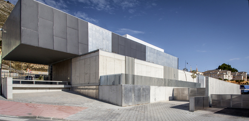Daniel Martí, Natàlia Ferrer — Police station and multipurpose space in Xixona