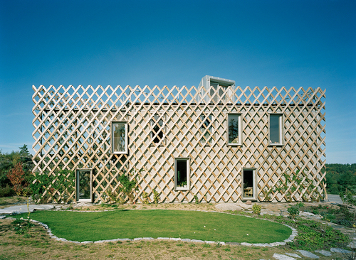 Tham & Videgård Arkitekter — Garden House