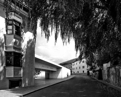 Barozzi / Veiga — Scuola di musica di Brunico