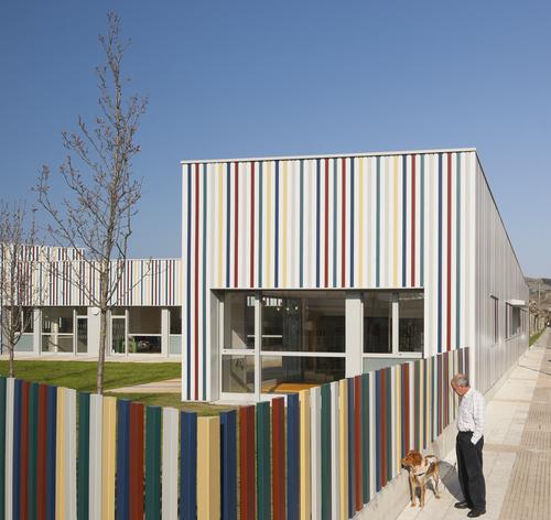 Ignacio Quemada — Nursery in Zarautz
