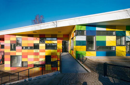 Auer & Sandås architects — Tuomarila Day Care Center