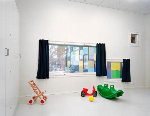 Auer & Sandås architects — Tuomarila Day Care Center