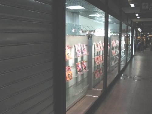 Arch silvia lanzani progetto negozio aeroporto di orio for Progetto piano terra