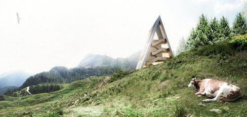 Tomas Ghisellini Architetti, QB atelier — TIP-TOP