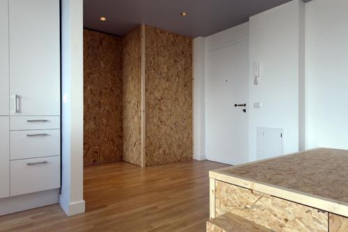 mobili in legno osb : Tommaso Giunchi, Piermattia Cribiori ? 3777 dm2 - Divisare by ...