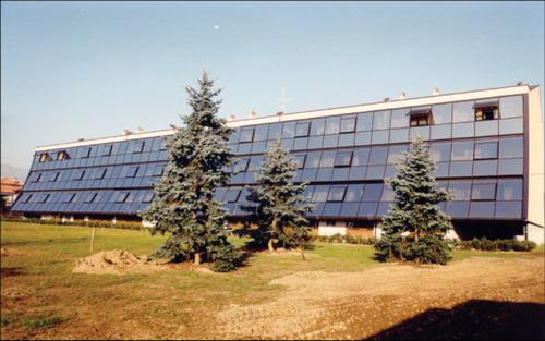 Anselmo mongilardi casa solare passiva ordine degli for Progettazione passiva della cabina solare
