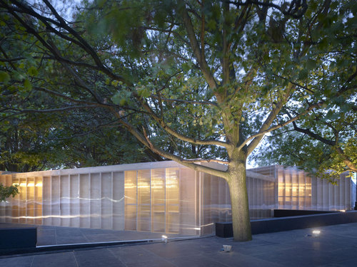 Carmody Groarke — Frieze Art Fair