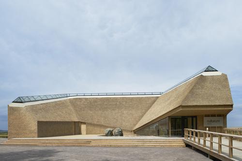 Wingårdhs — Tåkern visitor centre