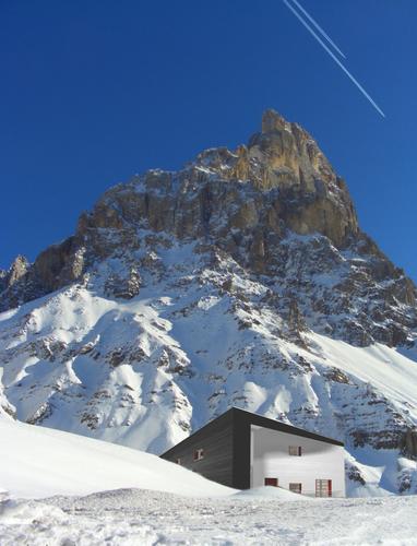 Francesca Rebesani — Riqualificazione Malga Fosse, Passo Rolle Trento