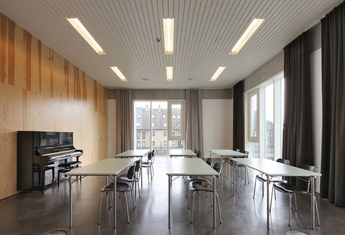 ONO architectuur — Multifunctional hall in Bocholt