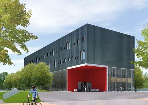 Ishimoto Europe S.r.l., Ishimoto Architectural And Engineering Firm, Alpina S.p.A — Polo d'innovazione tecnologica e riqualificazione urbana