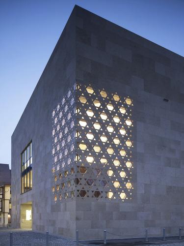 Kister Scheithauer Gross — Ulm Synagogue