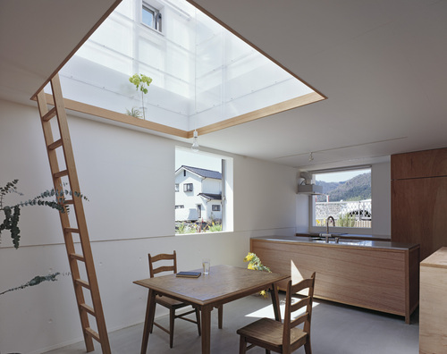 Tato Architects — House in Yamasaki