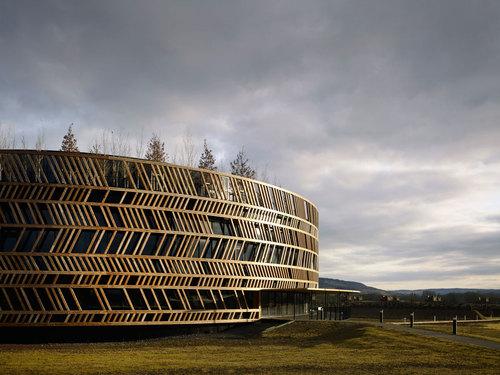 Bernard Tschumi Architects — Alésia Museum